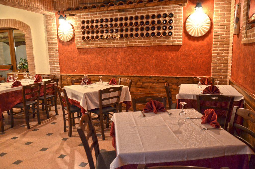 Taverna dei briganti - location
